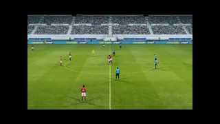Pro Evolution Soccer 2011 Gameplay (PC)