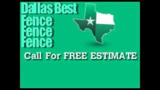 Dallas Fence Company | Fencing Dallas | Call 214-306-8118 For Free Estimates
