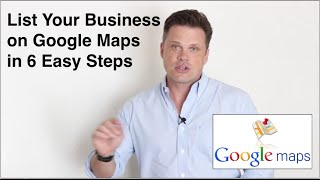 How to List Your Business on Google Maps in 6 Easy Steps Free HD Video