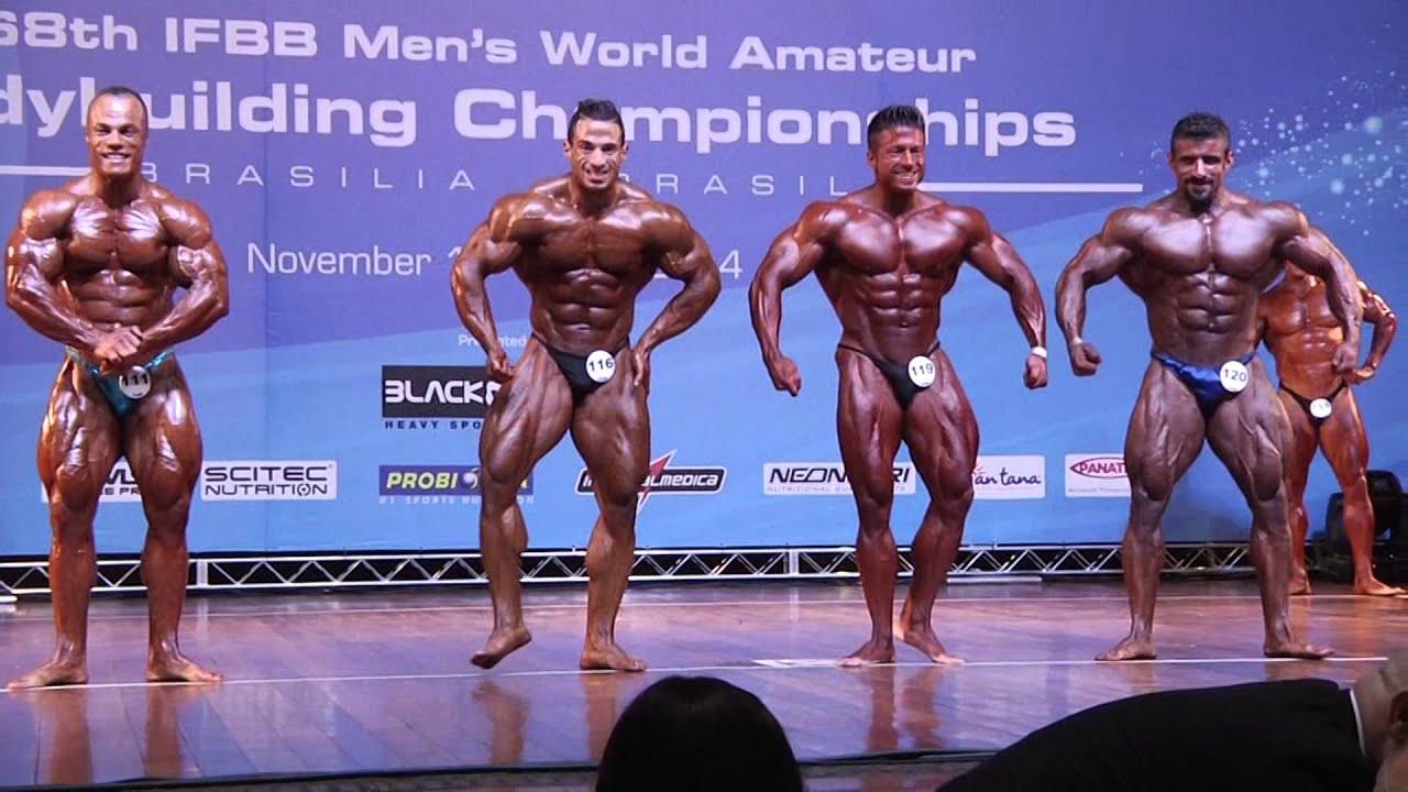 amateur championship Ifbb world