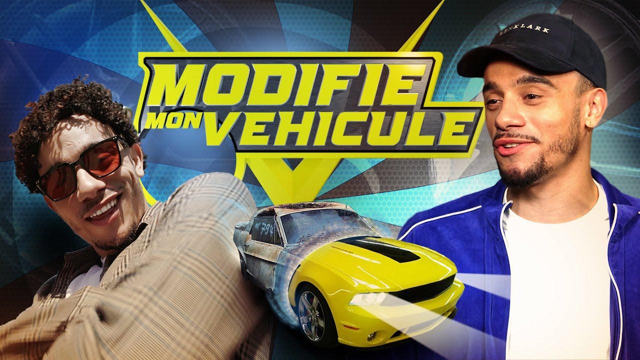 MISTER V - MODIFIE MON VÉHICULE