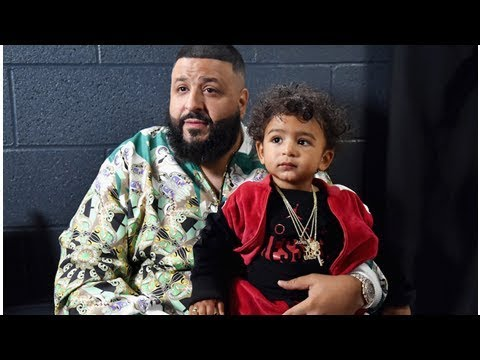 df03330d4dd6 DJ Khaled is trying to trademark his son s name - NME - YouTube