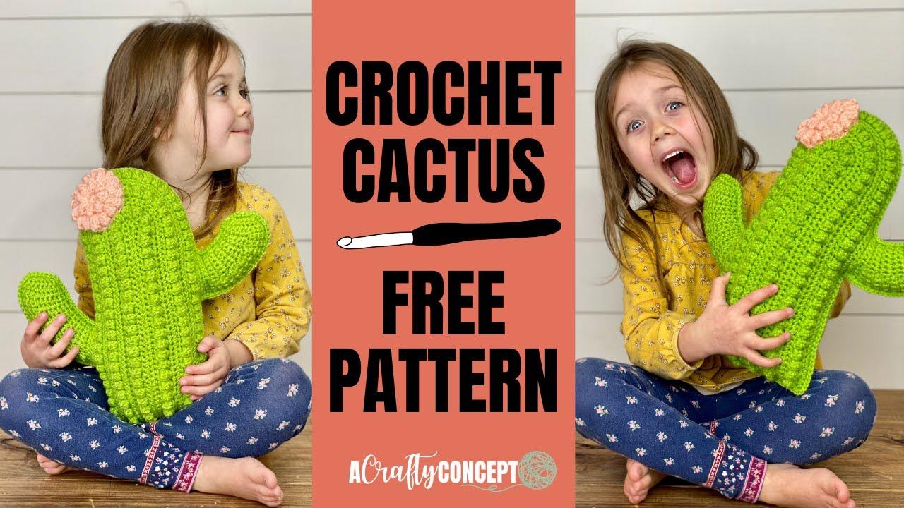 Crochet Amigurumi Plant Free Patterns | Crochet cactus free ... | 720x1280