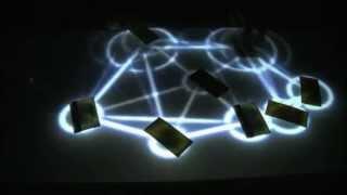Светодиодный интерактивный стол. OLED Interactive bar table(Световое оборудование, проекты и инсталляции по тел. +74952208042 Светодизайн. Концептуальное проектирование..., 2013-07-02T15:29:19.000Z)