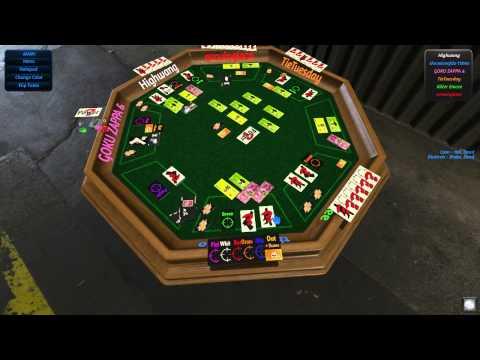 Tabletop Simulator -- Ca$h n' Gun$zz