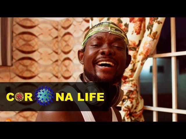Corona Life - Episode 15 - The Great Search 2 | TV/WEB SERIES GHANA