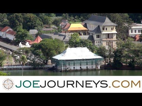 Kandy - Sri Lanka    Joe Journeys