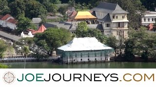 Kandy - Sri Lanka  | Joe Journeys