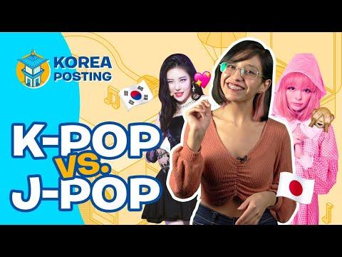 ¿Cuáles son las diferencias entre el KPop y el JPop?   KOREAPOSTING