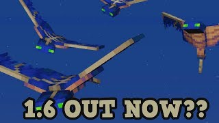 Minecraft PE / Xbox 1.6 UPDATE OUT NOW - All Features