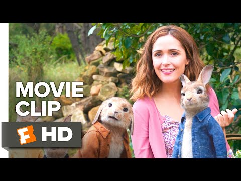 Peter Rabbit Movie Clip - Not Normal (2018) | Movieclips Coming Soon
