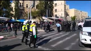 Terror Attack At Shar Shechem