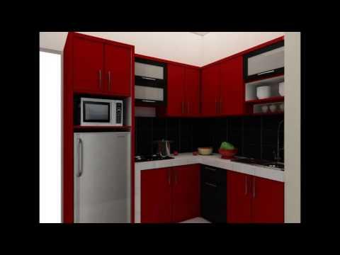 Design Kitchen Set Untuk Dapur Kecil You