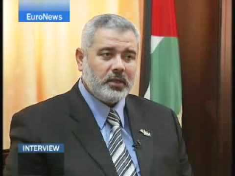 Interview d'Ismaël Haniyeh