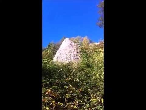 Natural Pyramids of Segonzano, Trentino Italy Italia - Spectacular Pyramids - Safety Tourist Place