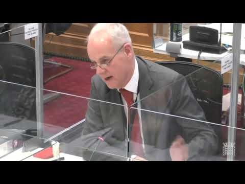 Speech: Animal Sentience Committee