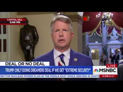 Rep. Marshall talks DACA with Ali Velshi on MSNBC