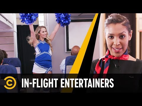 Mariachi Bands, Magic, Adult Dancers: This Airline Has It All