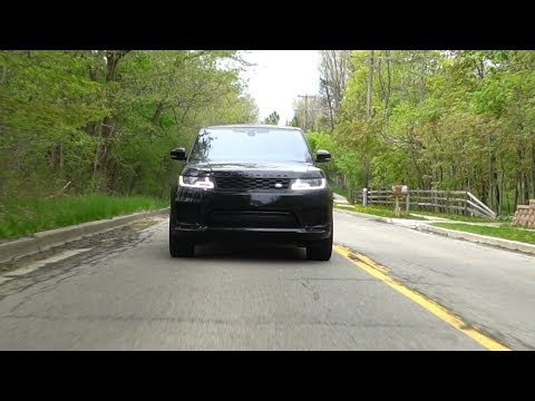 2019 Range Rover Sport Review! | Perfect Blend of Performance and Luxury in an SUV