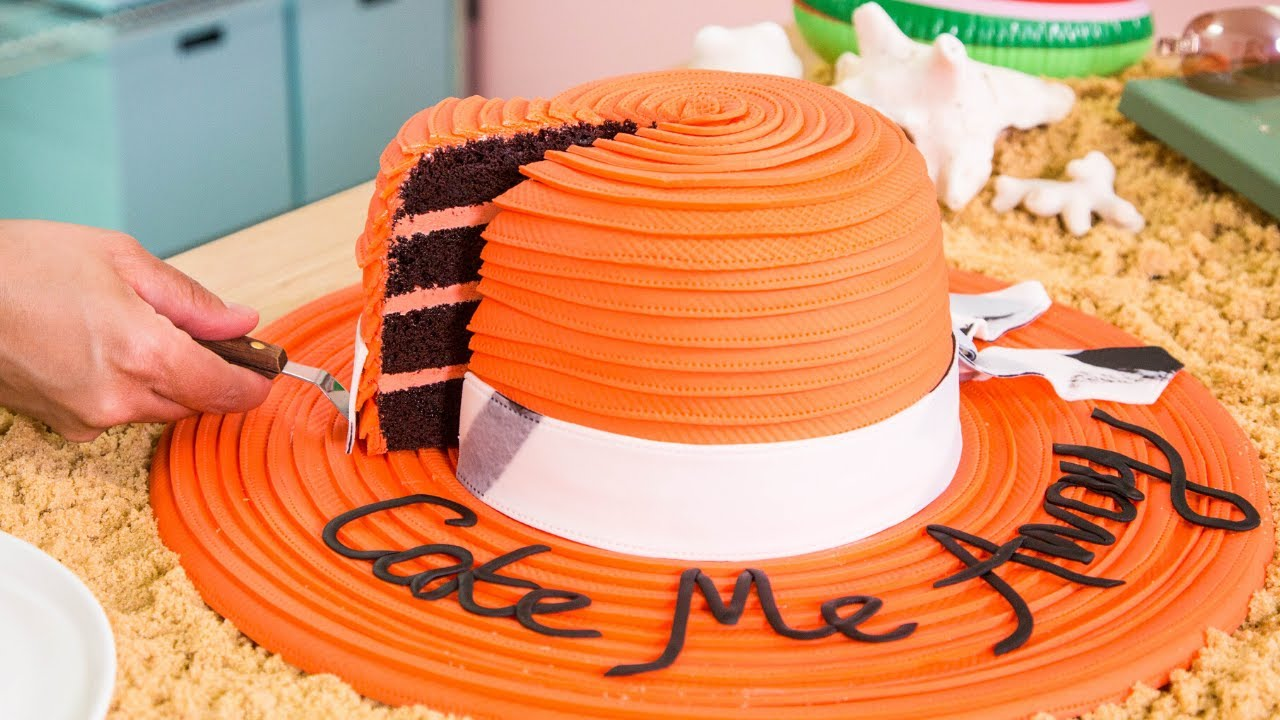 ULTIMATE Beach Cake! | How To Cake It Step By Step
