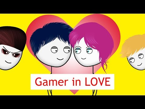 When a Gamer falls in Love