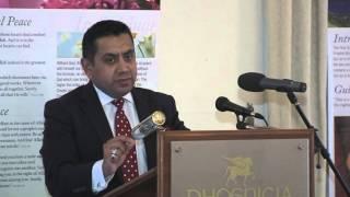 """The Astonishing story of Prophet Muhammad """"Peace Symposium 2013"""" (1)"""