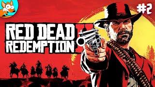 Прохождение Red Dead Redemption 2   RDR 2 Сюжет 2