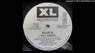Ellis D - (Junior Vasquez) - I Will Survive (1989)