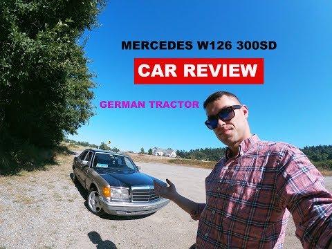 MY HALF MILLION MILE MERCEDES W126 CAR REVIEW!