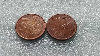 5 Euro Cent  Most valuable Coin Collection