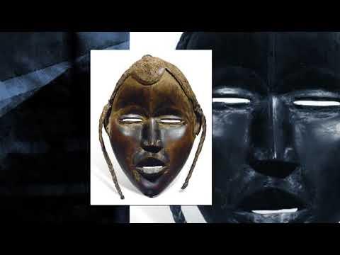 Africa around the world Art of Ivory Coast