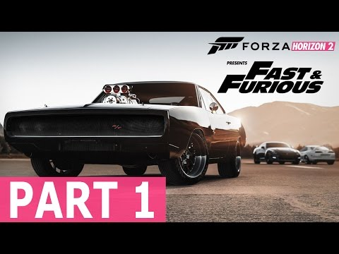 "Forza Horizon 2 Presents Fast & Furious - Let's Play - Part 1 - ""An Achievement Whore's Dream"""