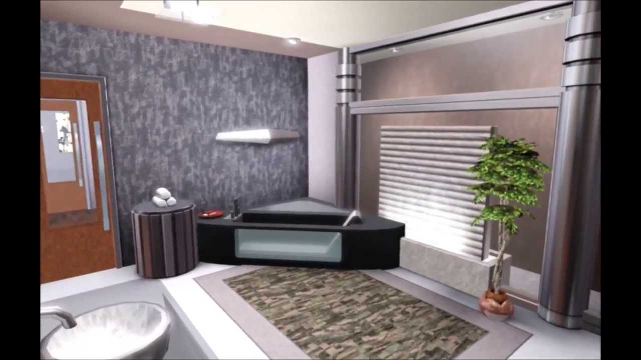 Sims 3 Bedroom Starlight Shores Modern House Complex The Sims 3 No Cc Dwnl