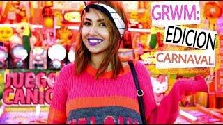 🎭 Get ready with me: Edicion Carnaval, La Paz 2016 🎡   Fezz