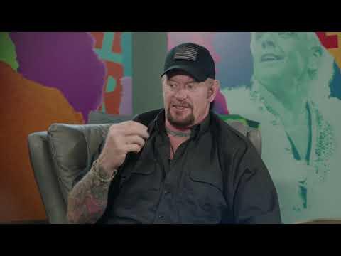 Undertaker - Mark Calaway Interview