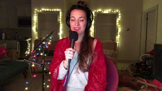 Lorena Leigh - I'll be home for Christmas (cover)