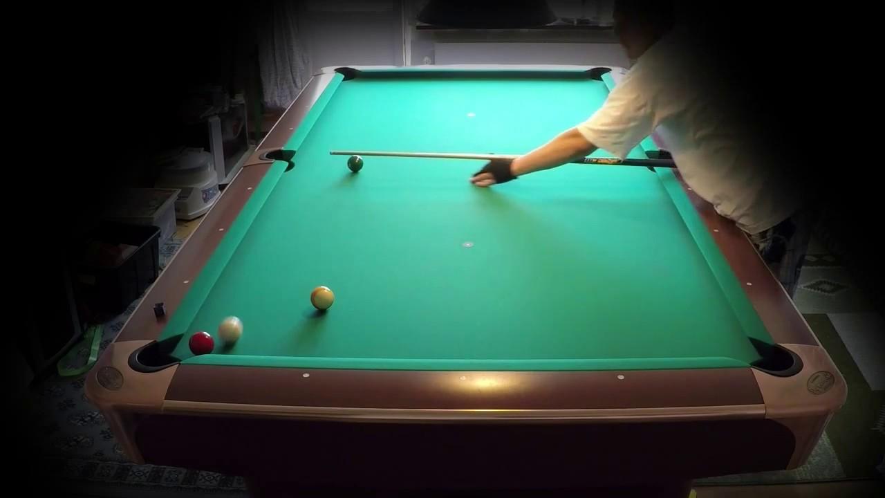 Pool table tit