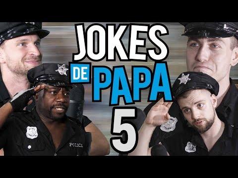 Jokes de Papa 5 (Jokes de Police)