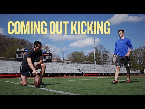 Coming Out Kicking: A gay Christian college standout eyes historic NFL opportunity