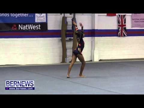 Rhythmic Gymnastics Display, Nov 16 2013
