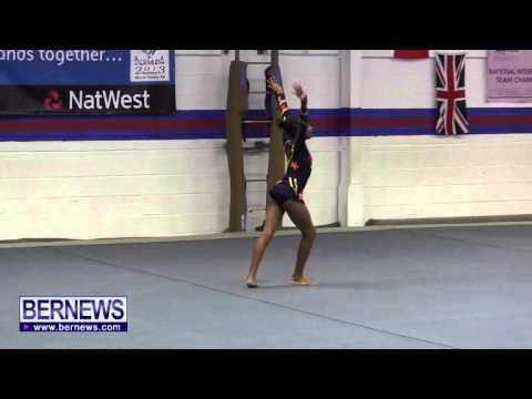 Rhythmic Gymnastics Display, Nov 16 2013