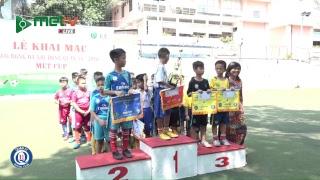 GBD Nhi Đồng Quận 11 2018 - Chung Kết: Lạc Long Quân vs Trưng Trắc