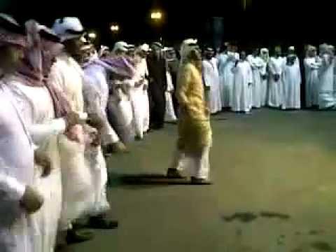 Arab men dance -Saudi Arabia
