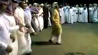 Arab men dance -Saudi Arabia