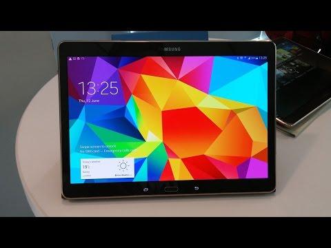 Samsung Galaxy Tab S 10.5 обзор ◄ Quke.ru ►