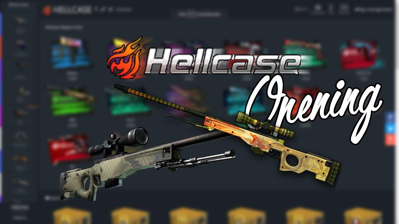 Cs Go Hellcase