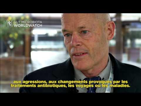 Interview du Colin Hill: alimentation et microbiote intestinal