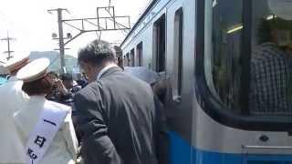 津嶋ノ宮駅および津島神社境内で開催されたみとよシーサイドコンサート...