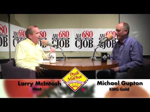 Food and Friends with Larry McIntosh & Michael Gupton, KMG Gold