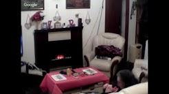 Live cam form home
